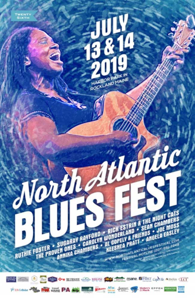 North Atlantic Blues Festival