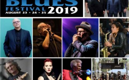 Edmonton Blues Fest 21 This weekend