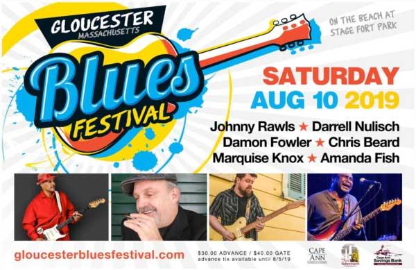 Gloucester Blues Festival