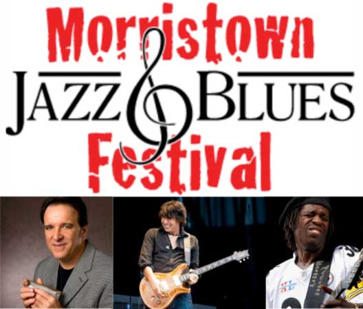 Morristown Jazz and Blues Fest