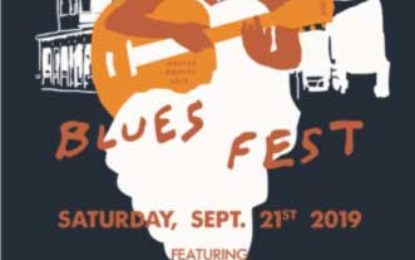 Come join us in our 16th Annual Paxico Blues Festival Sept 21