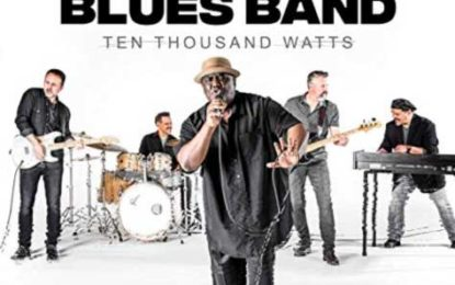 Altered Five Blues Band :: TEN THOUSAND WATTS