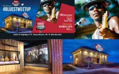 Tunica's Gateway to the Blues Museum Invites You to Jam with Us