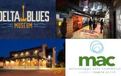 Delta Blues Museum Awarded Grant