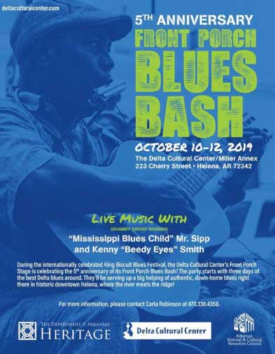 Front Porch Blues Bash