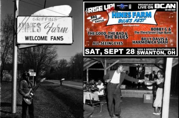 Griffin Hines Farm Blues Fest