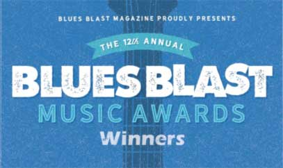 Blues Blast Music Award