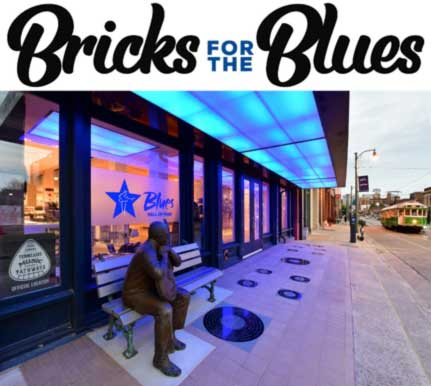 Brick for the Blues