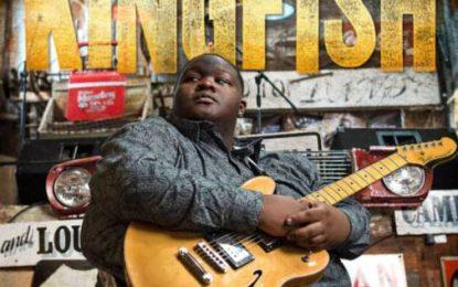"Christone ""Kingfish"" Ingram featured in national Guitar Center Promotion"