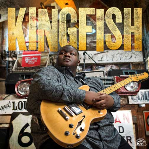 Christone 'Kingfish' Ingram