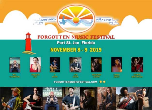 Forgotten Music Festival
