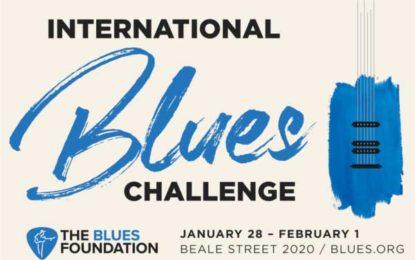 Blues Foundation 2020 IBC Schedule