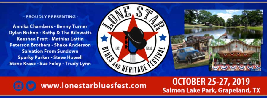 Lone Star Blues & Heritage Festival