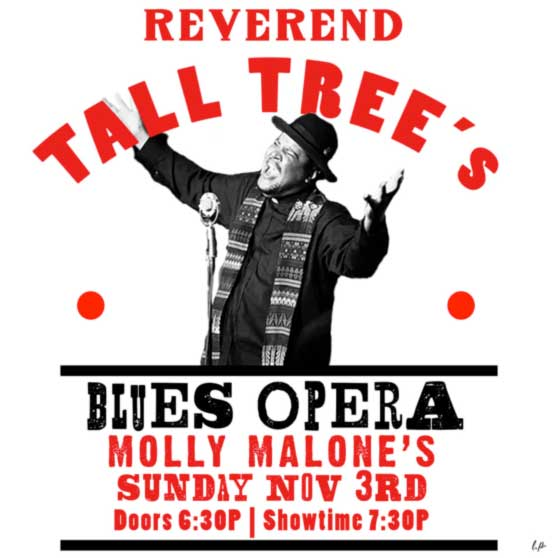 Reverend Tall Tree's