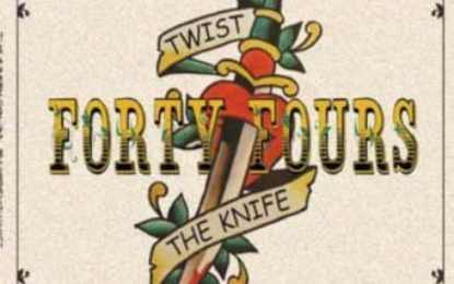 The 44s :: TWIST THE KNIFE