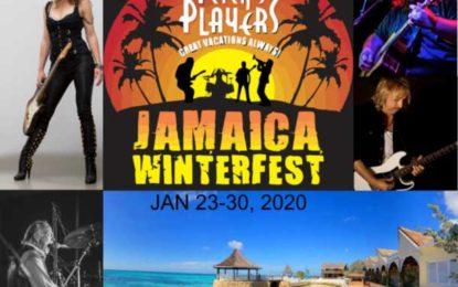 Don't Miss the Jamaica Winterfest, Jan 23-30, 2020 in Montego Bay