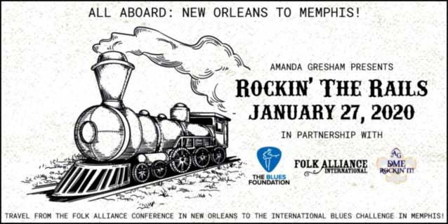 Rockin' Blues Train