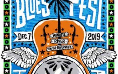 Bradenton Blues Events This Weekend at Bradenton Riverwalk