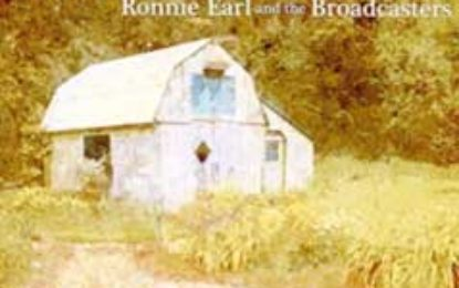 Ronnie Earl & The Broadcasters :: BEYOND THE BLUE DOOR