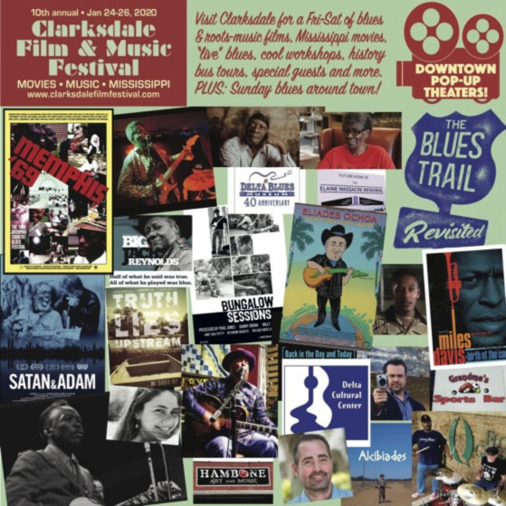 Clarksdale Film & Music Festival