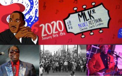 Celebrating the 26th Annual MLK Jr. Blues Festival Jan 14-19