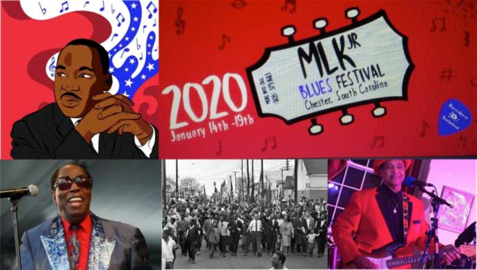 MLK Jr. Blues Festival