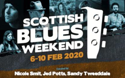 5-day Weekend Brings Best of Scottish Blues Musicians to Edinburgh Feb 6-10