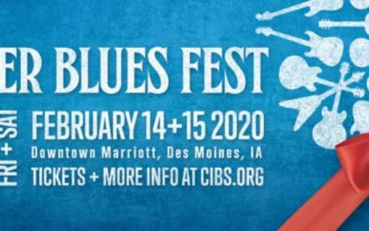 CIBS 26th Winter Blues Fest Feb 14-15