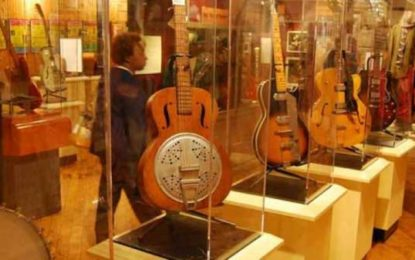 Help Delta Blues Museum Rise up Top 10 List