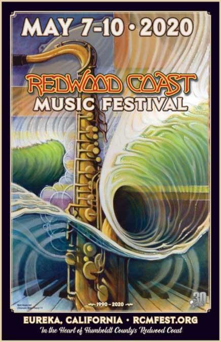 Redwood Coast Music Festival