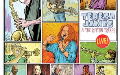 Teresa James & The Rhythm Tramps :: LIVE!