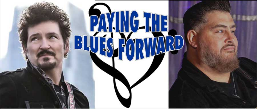 Paying The Blues Forward