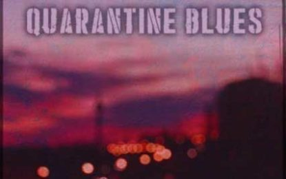 Mike Zito's Quarantine Blues is the Band's Gift