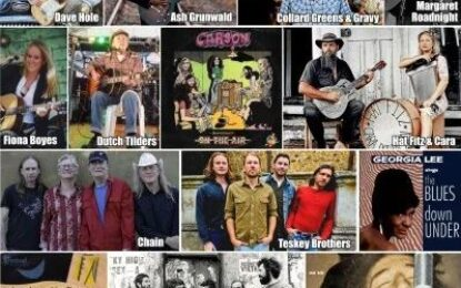 The Tendrils of Australian Blues Roots