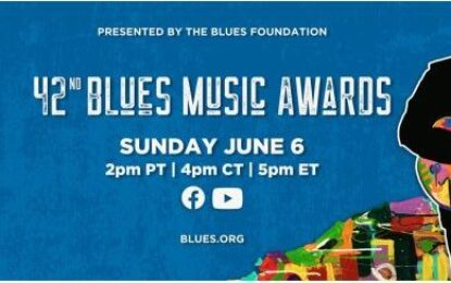 Voting is Open for 42nd Blues Music Award 2021 Nominees