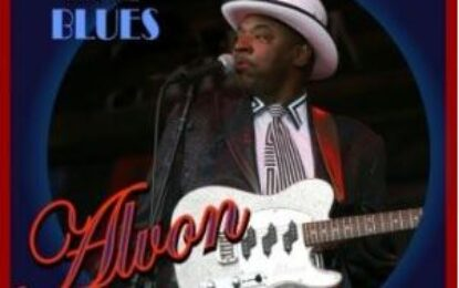 """""""Fall in Love with the Blues"""" Empress Theatre 109th Birthday Celebration Feb 14"""