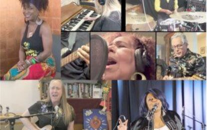 National Women in Blues 1st Virtual WiB Showcase happening Feb 14, 2021