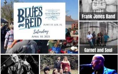 Florida's Blues on Reid Saturday, April 10