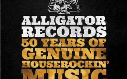 "Chicago Mayor to declare June 18, 2021 ""Alligator Records Day"""