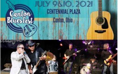 Canton Blues Fest returns July 9-10