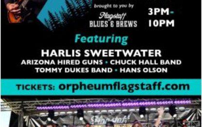 """Downtown Blues"" is happening in Flagstaff June 12"