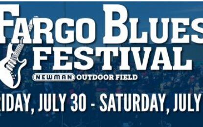 The 2021 Fargo Blues Festival is this weekend July 30-31